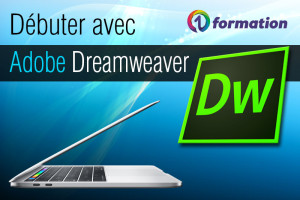 01formation Adobe Creative Cloud : débuter avec Adobe Dreamweaver