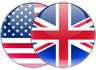 drapeau anglais et americain