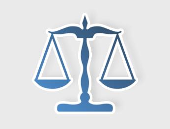 Image d'une balance symbole du droit et plus spécifiquement du droit à la formation