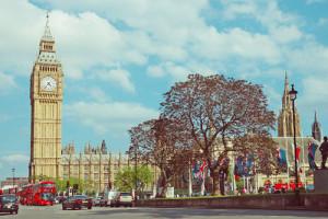 Image de la tour Big Ben à Londres