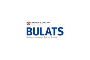 Logo de la certification BULATS