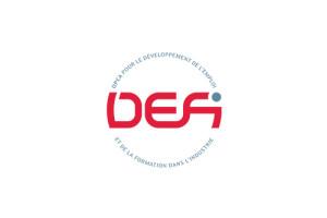 Logo de l'OPCA DEFI
