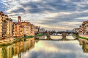 Image de Florence, chef d'oeuvre architectural italien