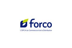 Logo de l'OPCA Forco