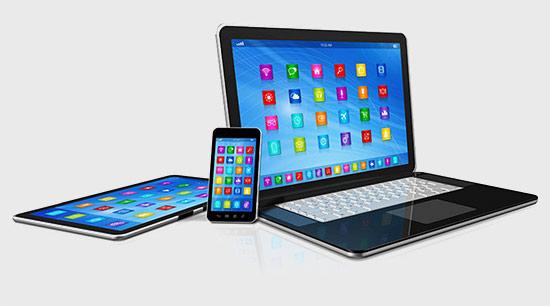 Apprendre l'informatique sur ordinateur, tablette ou téléphone portable
