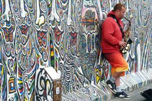 Image du mur de Berlin
