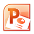 Logo du logiciel Microsoft Powerpoint