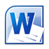 Logo du logiciel Microsoft Word