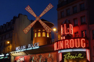 Image du Moulin Rouge à Paris