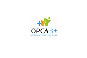 Logo de l'OPCA 3+