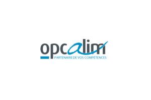 Logo de l'OPCALIM