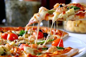Image d'une pizza italienne
