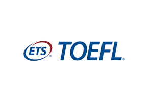 Logo de la certification TOEFL