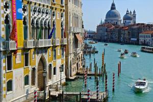 Image de Venise ville italienne mythique
